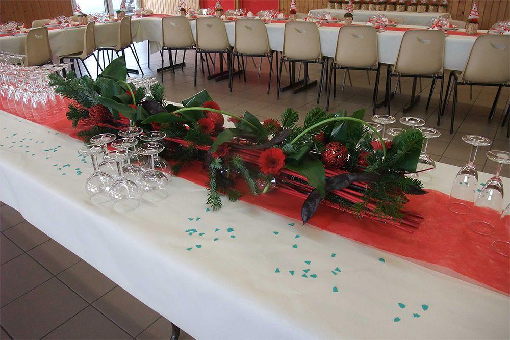 Cr ation florale page 9 for Centre de table ancien
